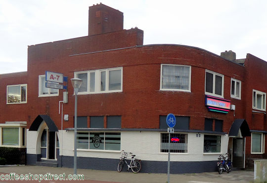 coffee shop Koffieshop A7, Hoogezand, Groningen for cannabis with address, telephone number, opening times, reviews, map, picture