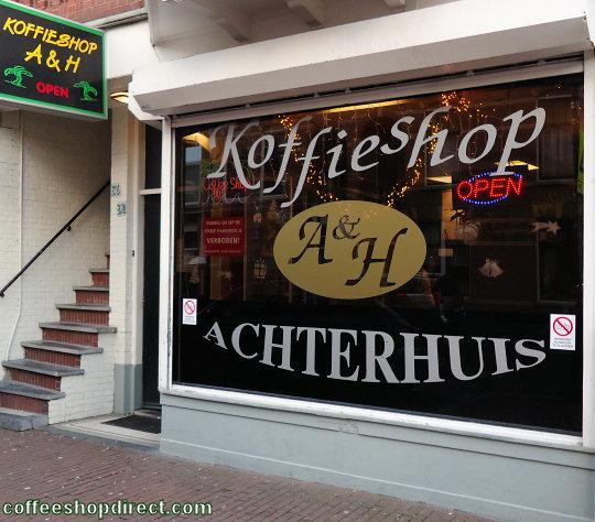 a h achterhuis the hague 39 s gravenhage den haag amsterdam coffeeshop directory. Black Bedroom Furniture Sets. Home Design Ideas