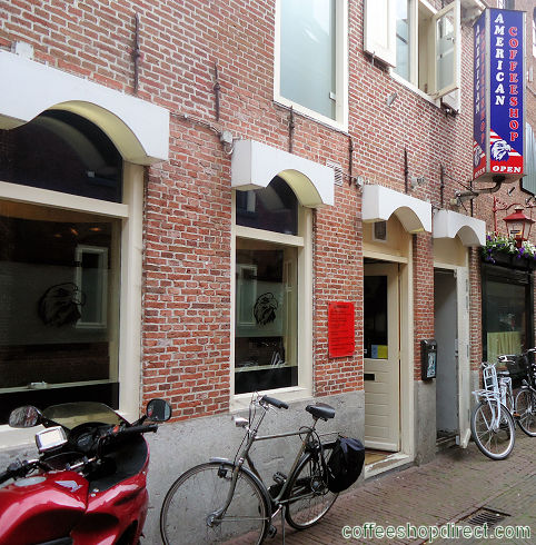 coffee shop American, Leeuwarden, Friesland for cannabis with address, telephone number, opening times, Facebook, Instagram, reviews, map, picture
