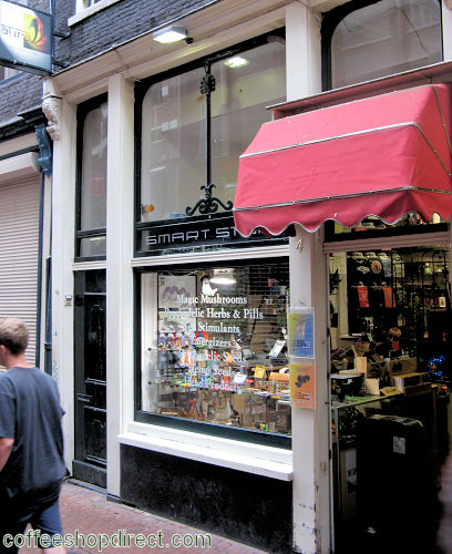 smart shop Aura, Amsterdam, Noord Holland for herbal highs with address, telephone number, opening times, email address, Facebook, Instagram, reviews, map, picture