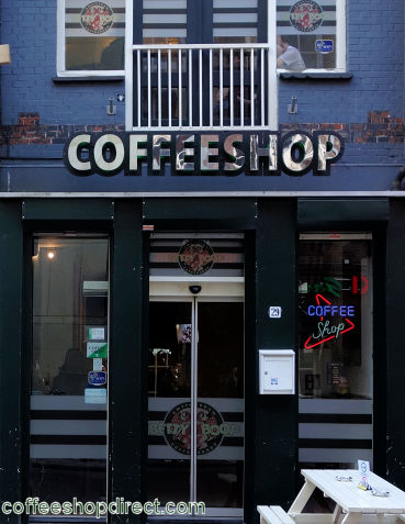 coffee shop Betty Boop, Amsterdam, Noord Holland for cannabis with address, telephone number, opening times, Facebook, Instagram, reviews, menu, map, picture