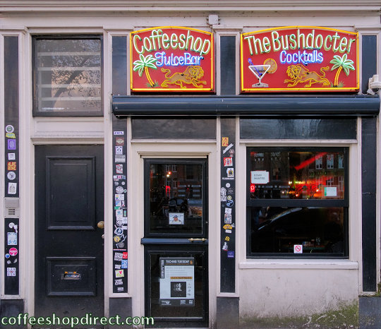coffee shop Family First, Amsterdam, Noord Holland for cannabis with address, telephone number, opening times, Facebook, Instagram, reviews, map, picture
