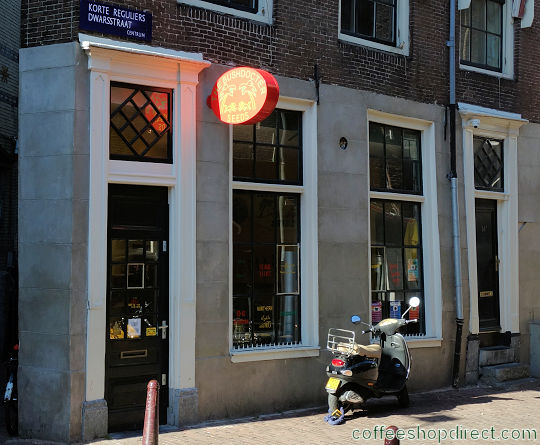 grow shop Bushdocter Seeds, Amsterdam, Noord Holland for seeds and growing equipment with address, opening times, email address, map, picture