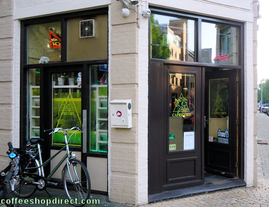 coffee shop The New Capricorn, Heerlen, Limburg for cannabis with address, telephone number, opening times, Facebook, Instagram, reviews, map, picture
