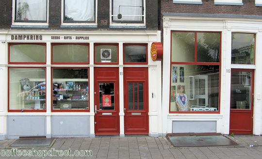 grow shop Kiwi Seeds and Gifts, Amsterdam, Noord Holland for seeds and growing equipment. Historical information about a closed business.