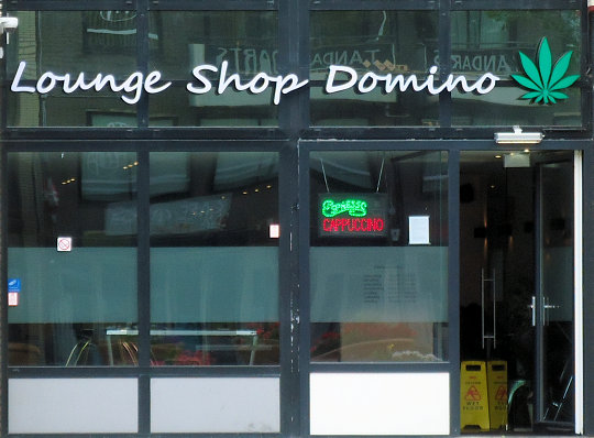 Lounge Shop Domino, Almere
