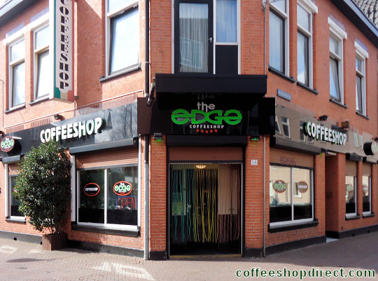 coffee shop The Edge, Enschede, Overijssel for cannabis with address, telephone number, opening times, Instagram, reviews, map, picture