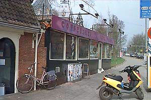 coffee shop Fatal Flower, Amsterdam, Noord Holland for cannabis. Historical information about a closed business.