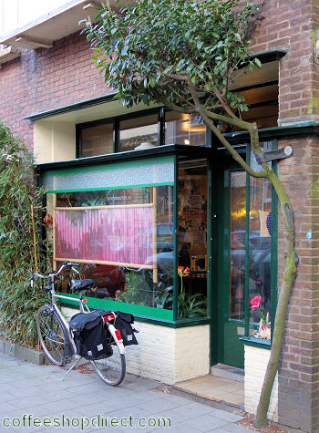 coffee shop 't Grasje, Utrecht, Utrecht for cannabis with address, telephone number, opening times, Facebook, Instagram, reviews, menu, map, picture