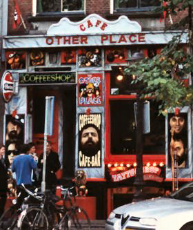 The Other Place - Amsterdam Coffeeshop Directory
