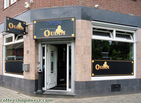 coffee shop Ouiam, Eygelshoven, Limburg for cannabis with address, telephone number, opening times, Facebook, Instagram, reviews, map, picture
