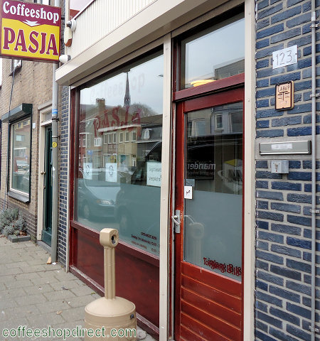 Pasja, Tilburg - Amsterdam Coffeeshop Directory