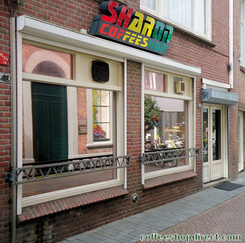 coffee shop Sharon, Enschede, Overijssel for cannabis with address, telephone number, opening times, Facebook, reviews, map, picture