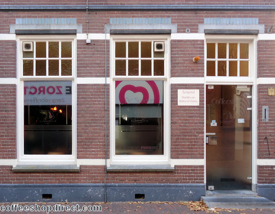 coffee shop De Swaan, Meppel, Drenthe for cannabis with address, telephone number, opening times, reviews, map, picture