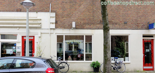 coffee shop Topweazle, Amsterdam, Noord Holland for cannabis with address, telephone number, opening times, email address, Instagram, reviews, map, picture