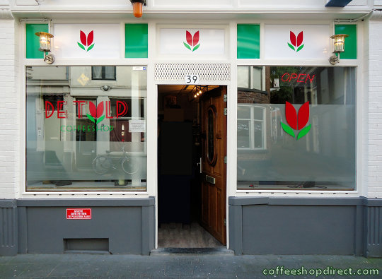 coffee shop De Tulp, Zwolle, Overijssel for cannabis with address, telephone number, opening times, Facebook, Instagram, reviews, map, picture