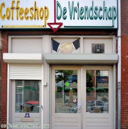 De Vriendschap, Leeuwarden - Amsterdam Coffeeshop Directory