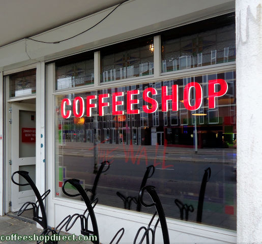 coffee shop The Wall, Eindhoven, Noord Brabant for cannabis with address, telephone number, opening times, Facebook, Instagram, reviews, map, picture