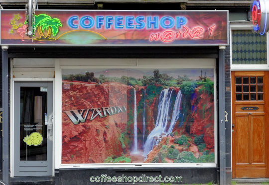 coffee shop Warda 1, Amsterdam, Noord Holland for cannabis with address, telephone number, opening times, Facebook, Instagram, reviews, menu, map, picture