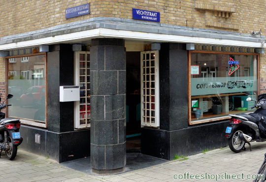 coffee shop Het Wolkje, Amsterdam, Noord Holland for cannabis with address, opening times, Facebook, reviews, map, picture